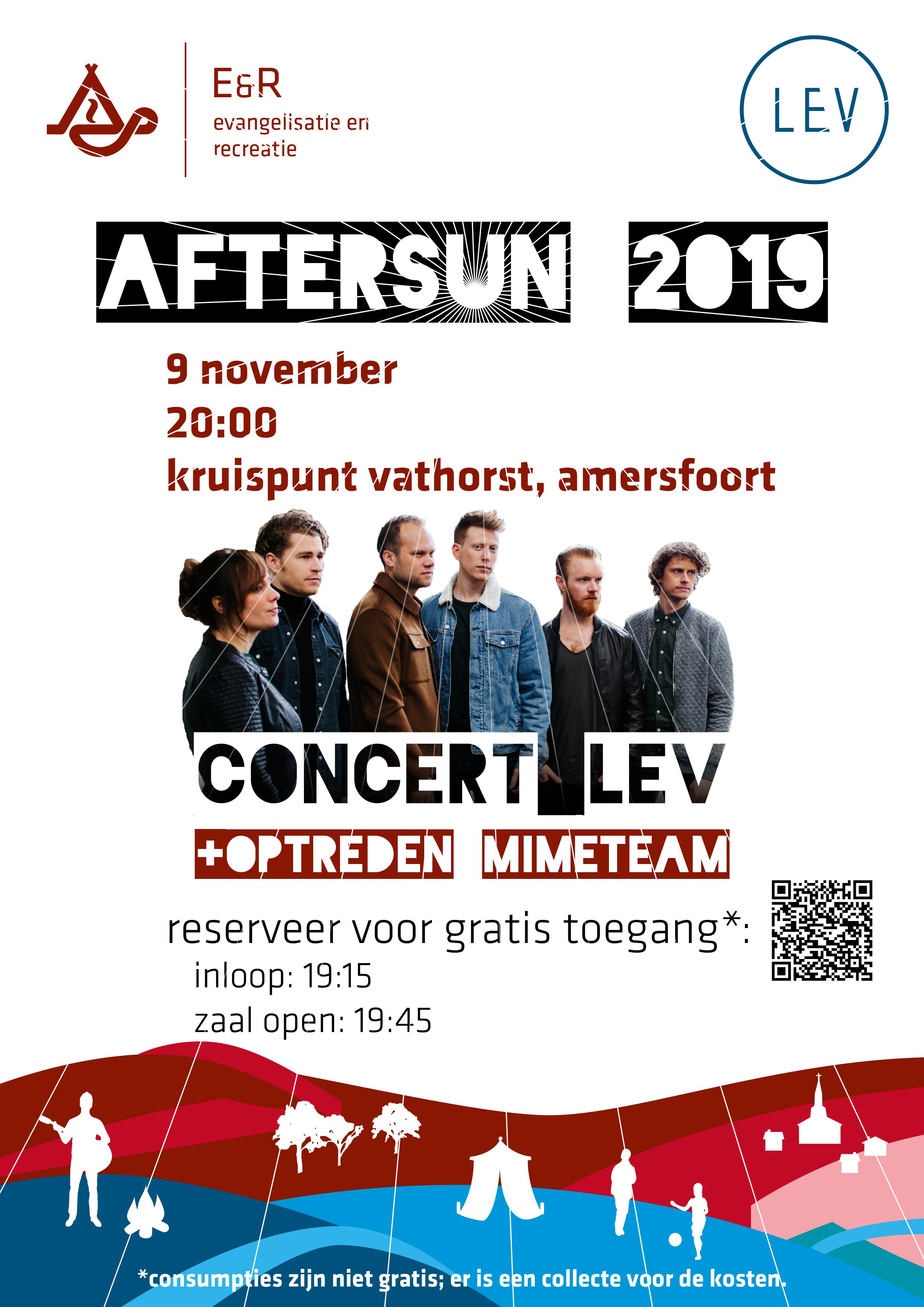 Aftersun 2019 poster LEV